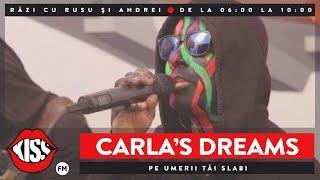 Carlas Dreams - Pe umerii tai slabi (Live Kiss FM)