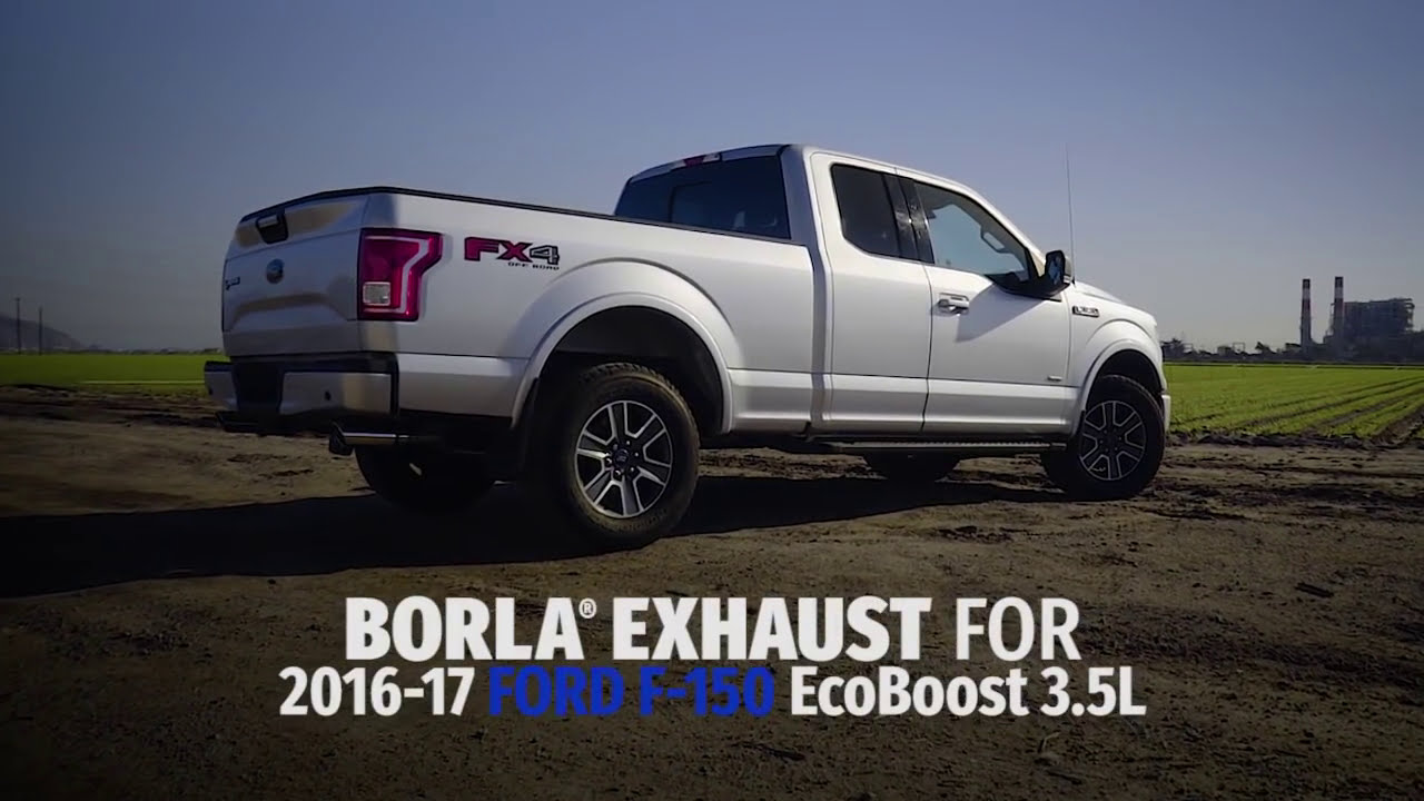 best ecoboost exhaust ford f150 forum