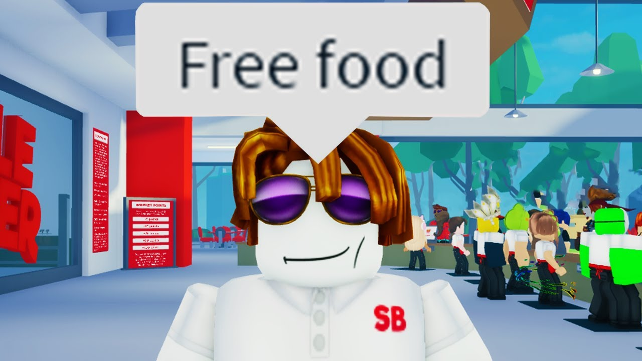 The Roblox Burger Experience - download from YouTube for free