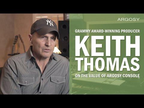 Keith Thomas - Grammy Winning Producer and Engineer