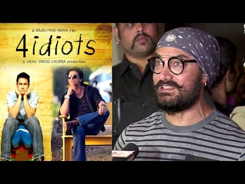 Aamir Khan's Reaction On Working With Shahrukh Khan In 4 Idiots Will Blow Your Mind