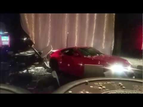 "Behind the Scene of ""Sleepless"" movie, casino scene - stunt slow motion"