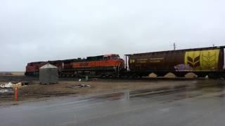 CP / BNSF in Regina Saskatchewan