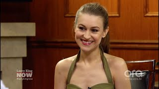 Joanna Newsom talking about Andy Samberg for 3 minutes and 34 seconds straight