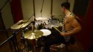 "Dave Maruccia from Wind Eye plays ""Alabaster Face"" Live at studio"