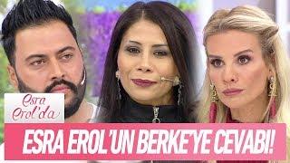 Esra Erol'un, Berke'ye cevabı! - Esra Erol'da 18 Ekim 2017