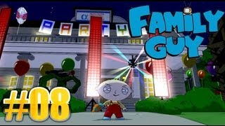 Family Guy Back to the Multiverse - Part 8 [Mayor Adam West Boss] (Walkthrough/Playthrough)