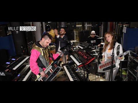 Halilit Sessions - BEMET & The Rave Band