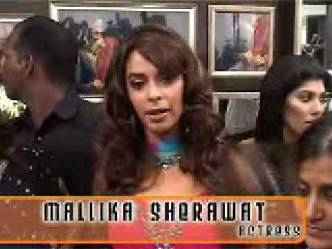 Mallika & Ravena Launch Anita Dongre's Store At Bandra