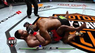 UFC Undisputed 3 - Gameplay