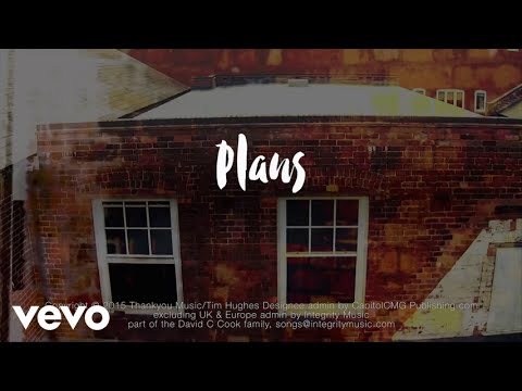 Tim Hughes - Plans: (Official Lyric Video) POCKETFUL OF FAITH