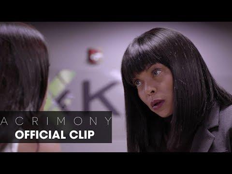 "Tyler Perry's Acrimony 2018 Movie   ""Office"" – Taraji P. Henson"