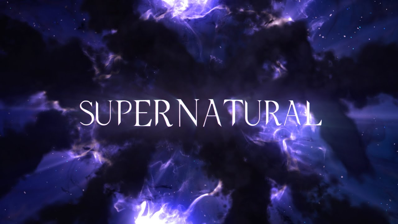 Supernatural fanmade title card youtube - Supernatural season 8 title card ...