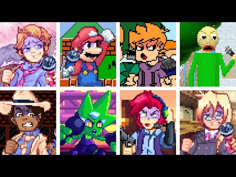 Roses Remix but Every Turn a Different Cover is Used (Roses but every turn a new character sings it)