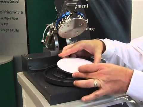 AbraSave™ Optical Fiber Polishing Solution - Presented By Domaille Engineering