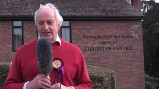 Neil Hamilton AM Campaigns in Newport West by election