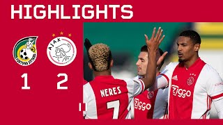 Highlights | Fortuna Sittard - Ajax | Eredivisie