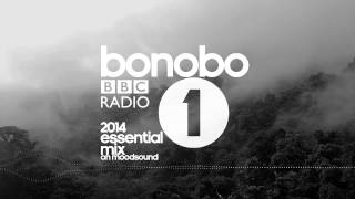 Bonobo Essential Mix 2014 - BBC Radio 1 - 1080p HD