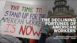 Stephen F. Befort: The Declining Fortunes of American Workers
