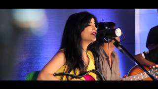 Zinda Hoon Main - Live@Saavn with Shibani Kashyap