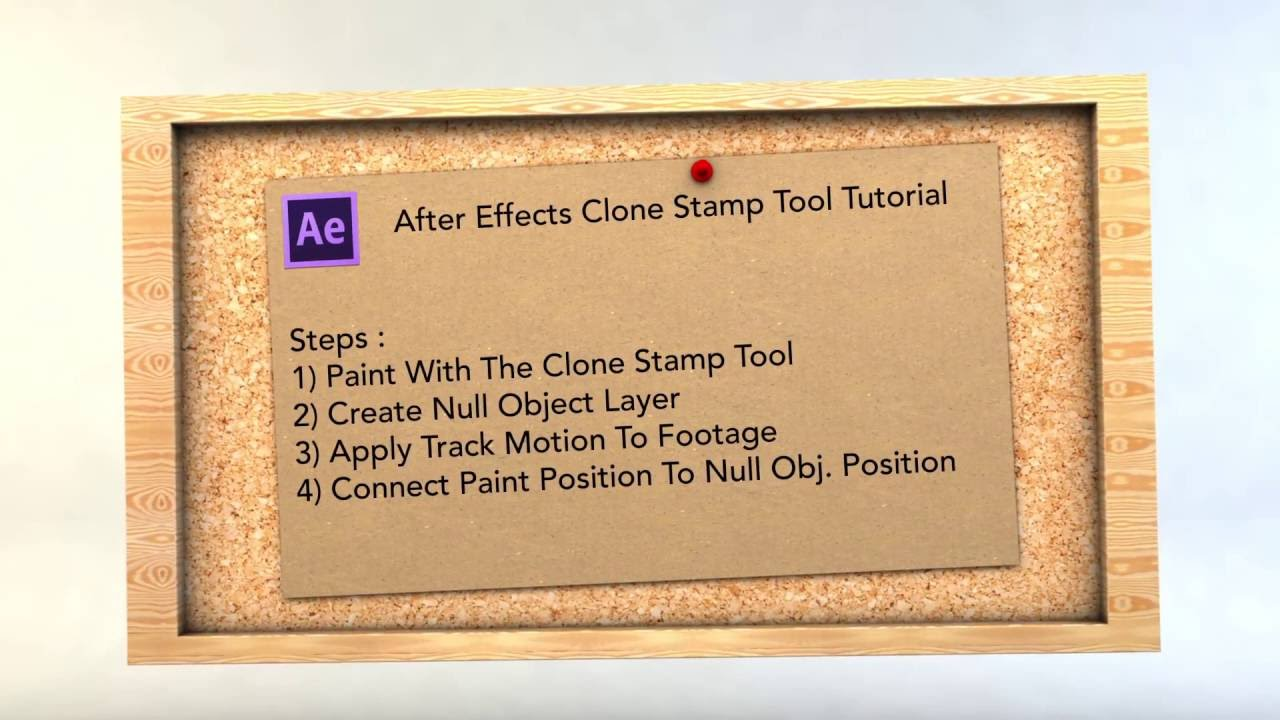 After effects clone tutorial