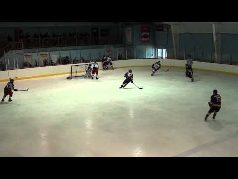 LA Jr. Kings Vs Ohio Blue Jackets, Midget 16 AAA, Part 3
