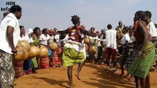 Download Video Nyom Pa Monica & Taban - Acholi Rapper Lobby [ LATEST Acholi Traditional LAKUBUKUBU Dance Music] MP3 3GP MP4