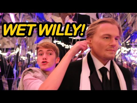 CREEPY WAX MUSEUM (FT. TANNER BRAUNGARDT)