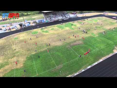 Lakewood Passing Tournament Aerial View