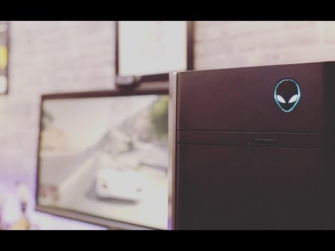 Alienware Aurora R8 Unboxing And Review ( Gaming Monster )