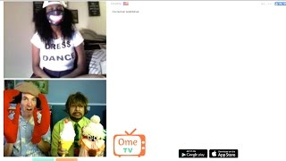 Omegle Funny Improv Pranks 2016 (Chat Roulette)