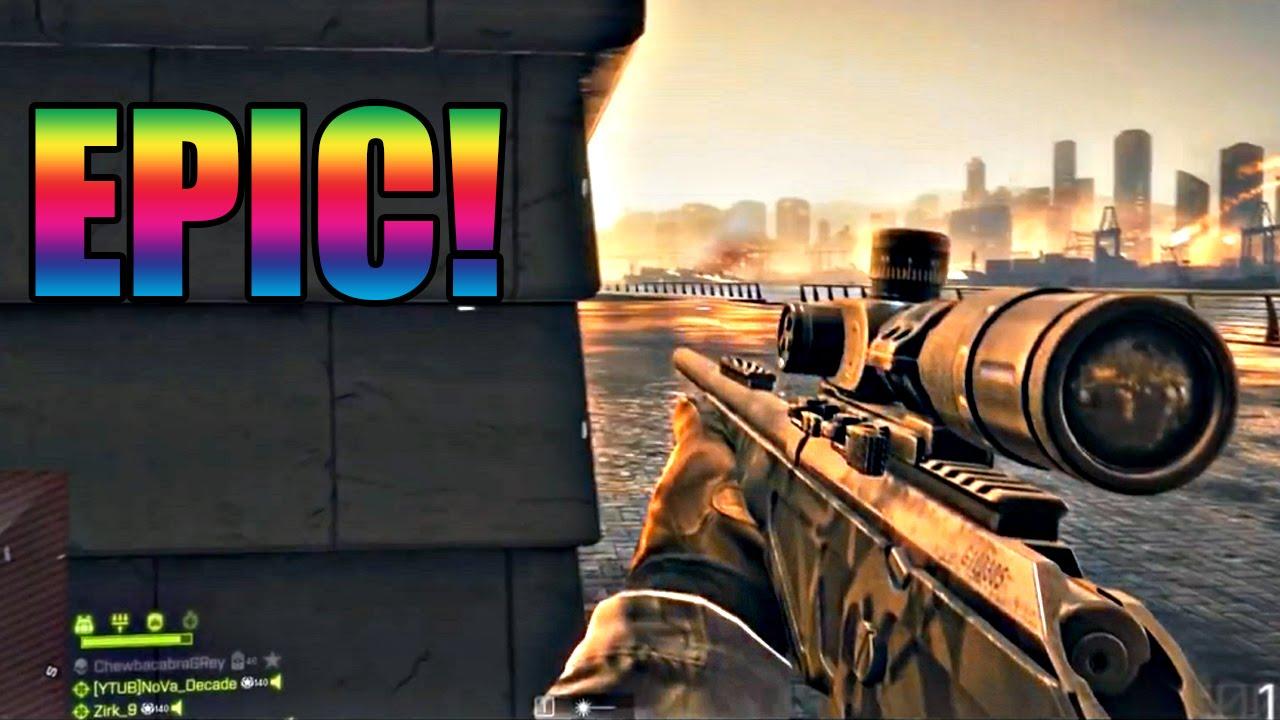 NoVa Decade | ECHO | A Battlefield 4 Montage by NoVa Helios