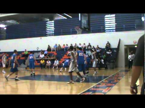 Sharpshooter Mark Dunn shooting 7-3 pointers in 1 game 5/2011