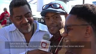Stefon Harris & Blackout @ Central Avenue Jazz Festival I JustJazz TV