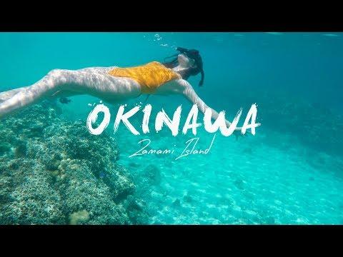 OKINAWA TRAVEL | Zamami Island GoPro HD