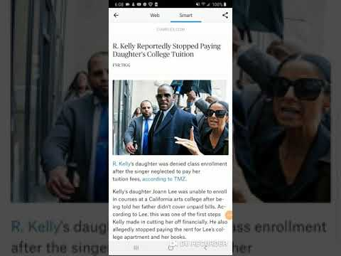 R. Kelly reportedly stopped paying daughter's college tuition 😲 Mp3