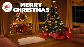 Merry Christmas Playlist Greatest Hits by the Fireplace 49 Songs 2018