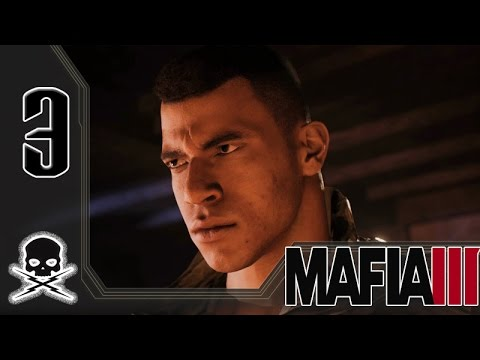 3) Mafia III Gameplay/Playthrough w/Commentary & Facecam | Road to Redemption Begins
