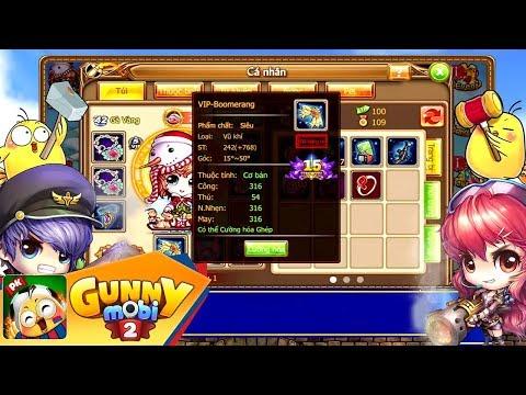 [Gunny Mobi 2.0] Nâng cấp hệ thống cường hóa