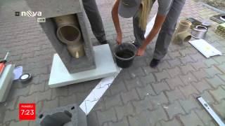 Chytrý komín ve Snídani s NOVOU - 3.část