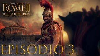 Total War ROME 2 | Campaña ROMA - Episodio 3 | RISE OF THE REPUBLIC