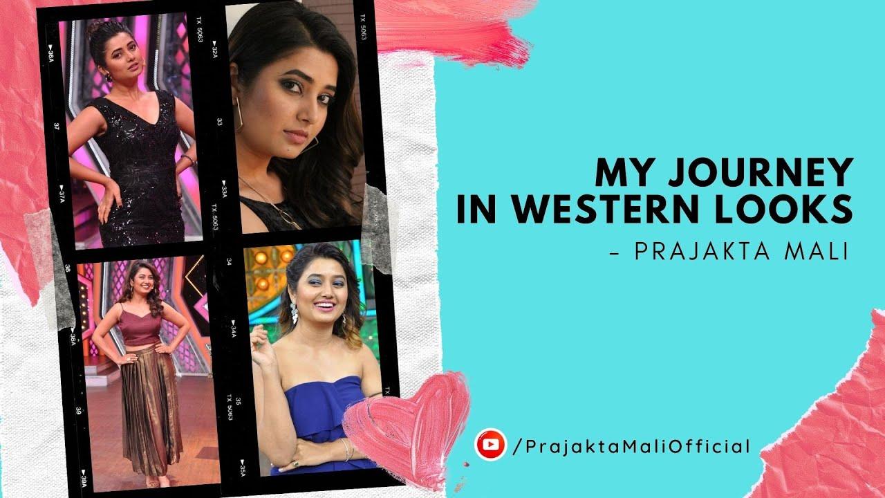 My Journey in Western Looks   Prajakta Mali    Maharashtrachi Hasyajatra   Western Looks   My Style