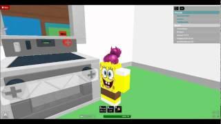 the life of spongebob