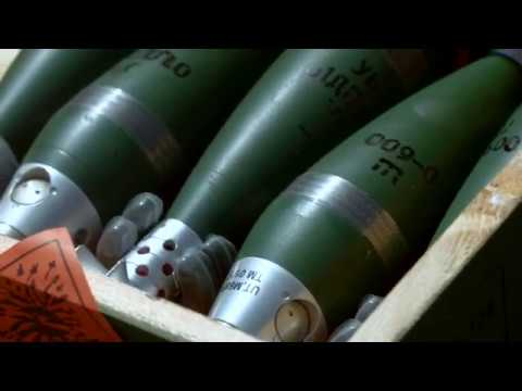 Mortar Launcher and Ammunition 60MM