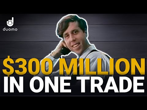 $300 Million Profit in One Forex Trade - The Story of Krieger and the Kiwi