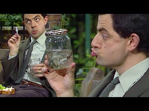 What's for Lunch Mr Bean? | Funny Clips | Mr Bean Official