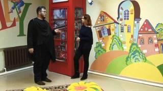 В Темиртау откроется уникальный центр для детей инвалидов