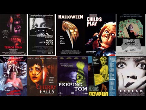 My Top 20 Favorite Horror Movie Posters