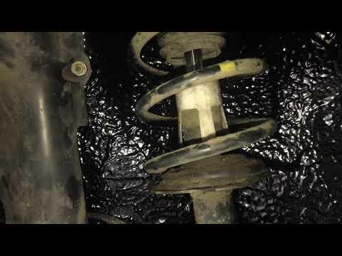 Chevrolet Lacetti жидкие подкрылки - антикоррозионная и шумоизоляционная защита арок. ШВИ локеров