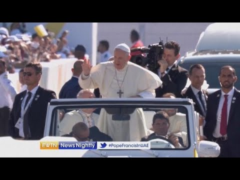 Pope Francis concludes historic trip to the United Arab Emirates - ENN 2019-02-05